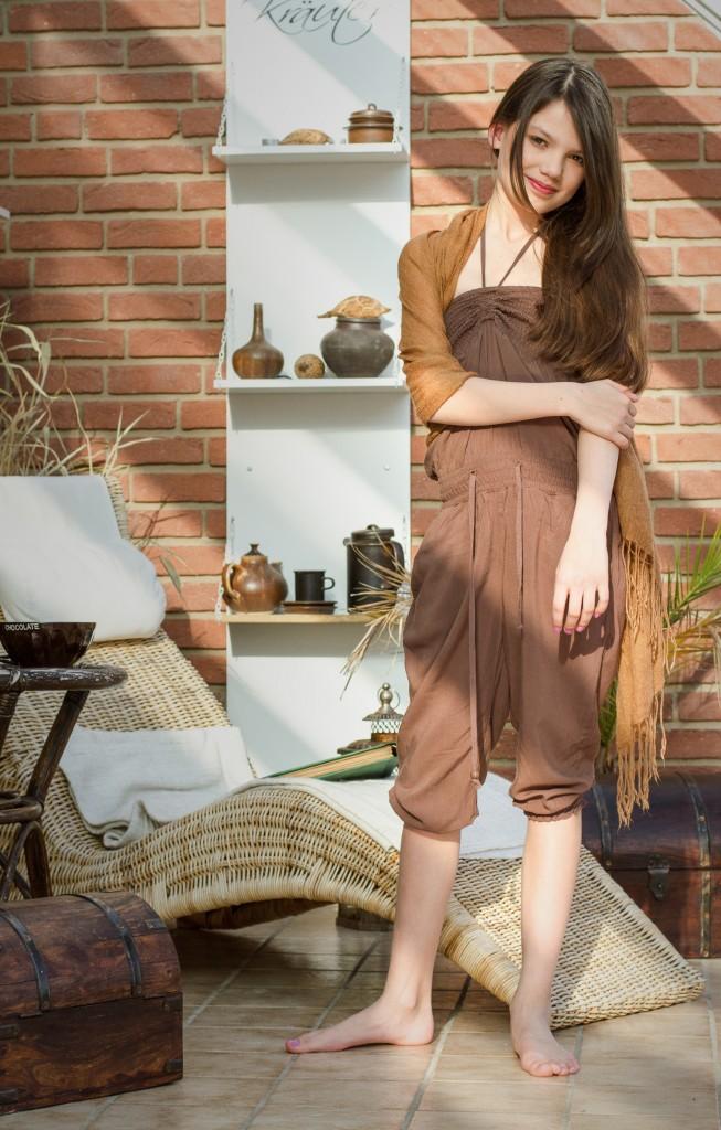 Model-Sedcard: Kiara
