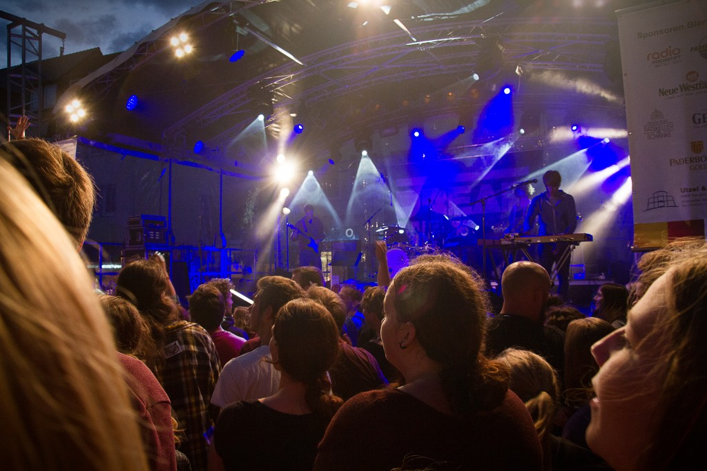 Dreadnut Inc. – Reggaekonzert Paderborn